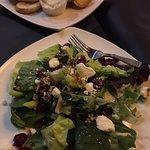 Our pecan cranberry walnut salad