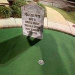 Pirate mini golf was cool