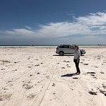 Wedge Island Point Beach Photo