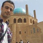 great  Soltaniyeh in Zanjan