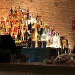 Meer dan 200 flessen achter de bar