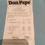 Don Pepe Menyecske fényképe