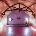 Our beautiful historic studio
