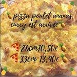 Pizza du mois de mars