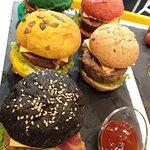 Hamburger vari impasti con carne di nostra produzione