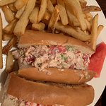 Lobster Rolls.  Huge and delicious!