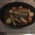 Main dish: Lamb