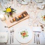 Nice table for gala dinner