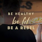 A healthy lifestyle is all about balance. Our pizzas are made on the wholemeal base and we also offer vegan, vegetarian options.