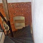 Лестница к номеру