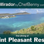 Mirador by Chef Benny has the food, the service and the views
