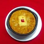 Chupe de pollo  paella
