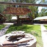 Camping ATSA Mendoza, ubicado en Av. Champagnat S/N El Challao.