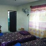 Fotos de las habitaciones y la terraza