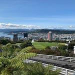 Wellington Cable Car Resmi