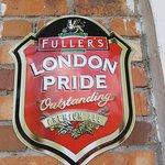Bar, and yes they sold Fullers London Pride, but for a price !!!