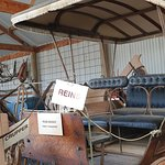 Yankalilla District Historical Museum  buggy