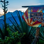 Welcome to Earth Lodge!!  Views and relaxation await!