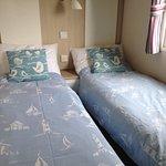 Moo Meadow - twin bedroom