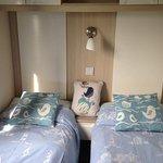 Moo Meadow twin bedroom