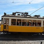 The famous 28 Tram, we spot this trundling past on most of our tours.