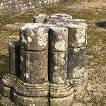 Column remains
