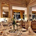 Belle Epoque Restaurant Schweizerhof Flims Waldhaus