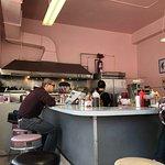 Golden Coffee Shop Photo