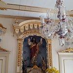 Detalhes da Capela do Sagrado Coração de Jesus