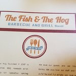 Bilde fra The Fish and The Hog