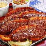 Carne na Chapa, Arroz Frito para Você poder Variar no seus Pedidos.