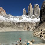 Torres del Paine in March