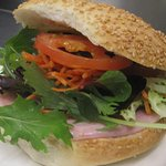 Debbie's Deli offers a selection of freshly prepared sandwiches, wraps and rolls or create your own combination from the sandwich bar!