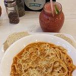 Neapolitan pasta at Muzzeria...