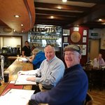 Lunch during a whisky tour in Speyside