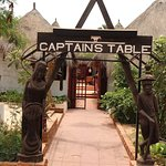Bilde fra Captain's Table