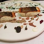 Sea bass fish, one of the best ever eaten