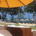 Foto de THE TENT Beachfront Restaurant and Bar