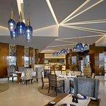 Vivaldi Restaurant indoors setting