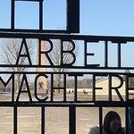 Entrada del campo de concentracion