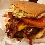 burger joint照片