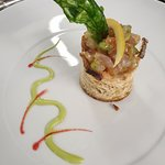 Delicious  modern cuisine  with a touch of tradition.