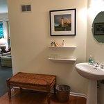 Ironwood Room Sink Area