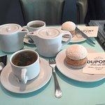 DUPONT avec un thé Photo