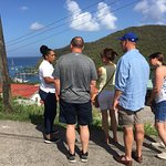 Marigot Bay Viewing Stop