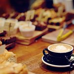 Specialist coffees available to compliment our breads, sweet treats and savouries