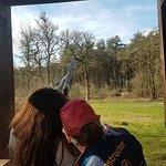 The Big Shoot – Clay Shooting Photo
