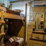 Quarto Coletivo Robben Island - comporta 6 pessoas confortavelmente