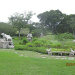 There are very nice Chinese zodiac statues