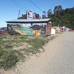 Nuestro emprendimiento esta antes de llegar al muelle de Bahía Mansa...